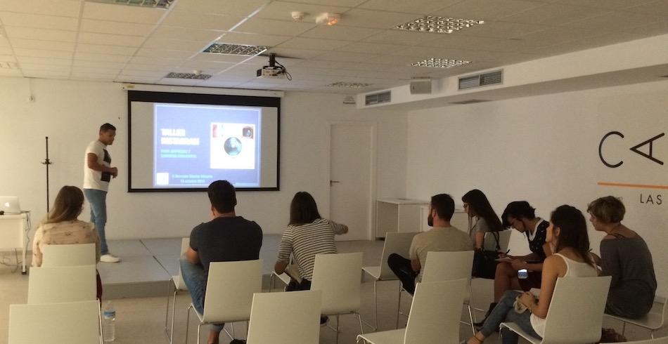 Taller Instagram en el Mercado de Diseño de Alicante