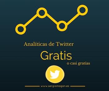 Analíticas Twitter