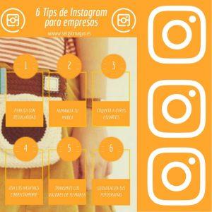Consejos Instagram para empresas