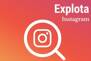 funcion de explorar en instagram