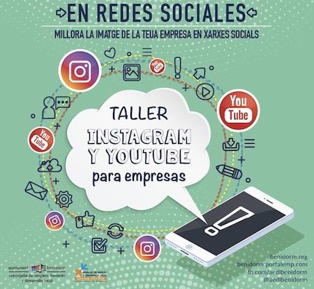 Curso redes sociales en Benidorm