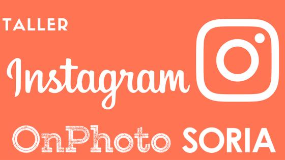 Curso y Taller de Instagram Onphoto Soria en el Palacio de la Audiencia