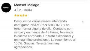 Instagram Shopping Recuperado