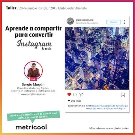 Curso Instagram Alicante